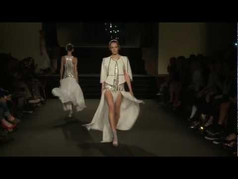 sass & bide – London Fashion Week AW13 – WINTERGATE