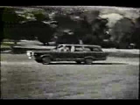 1968 Dodge Station Wagon TV Commercial Dodge Fever theme