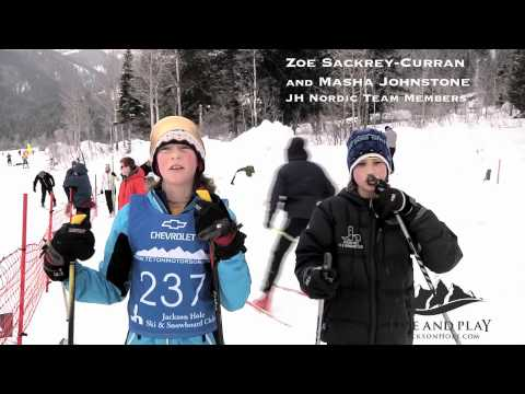 Jackson Hole Ski and Snowboard Club-Moose Chase Marathon
