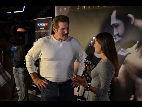 UFC 20 Dan Severn Interview