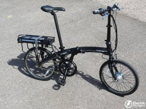 Portable Powered Two Wheelers Neo Volt Folding E Bike