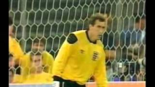 Italy 1990 - Semi Finals - West Germany 1 - 1 England (4 - 3 pens)
