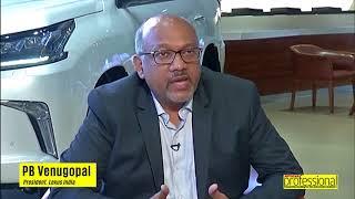 PB Venugopal, President, Lexus India | Interview | Autocar Professional