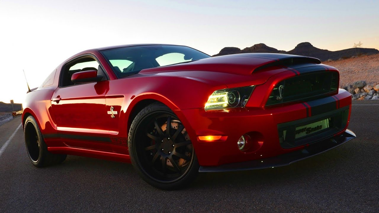 Shelby Ford Mustang Gt500 Super Snake 2014 850 Cv Youtube