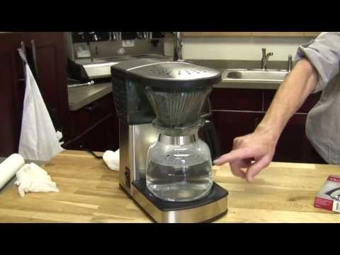 SCG How-to Guides: Bonavita Coffee Maker Care and Maintenance