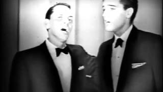Frank Sinatra and Elvis Presley - Love Me Tender & Witchcraft