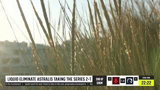 LIVE: CSGO - Astralis vs. Team Liquid [Vertigo] Map 3 - Quarterfinal - ESL Pro League Season 9