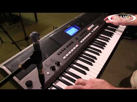 Yamaha PSR E443 Demo & Review