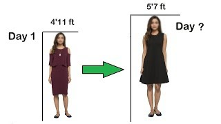 How To Increase Height Faster - Easy Simple Exercises To Increase Height & Become Taller At Home