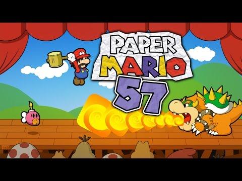 Let's Play Paper Mario [German] - #57 - Sterne, wir kommen!
