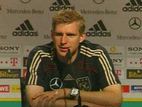 FIFA World Cup 2010 - Germany relaxed and confident