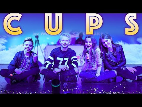 "Cups (Pitch Perfect's ""When I'm Gone"") - LIVE at Rock Your Hair Concert"