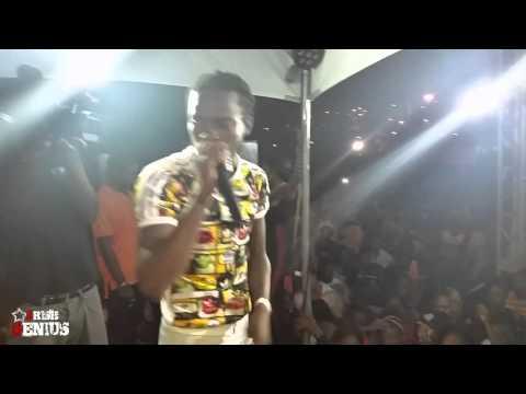 Ryme Minista Live Performance At Chug It, Mobay, Heroes' Day 2014   Reggae, Dancehall, Bashment