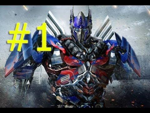 Transformers Rise of the Dark Spark прохождение часть 1 - Темная Искра [HD 1080p]
