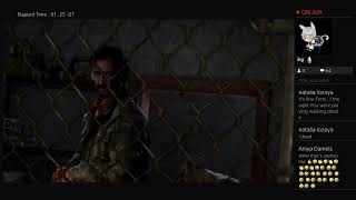 Delila Plays: Last of Us