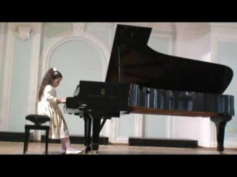 V конкурс юных пианистов имени  А.Д.Артоболевской