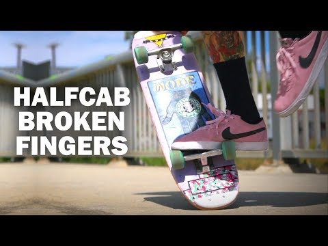 Halfcab Broken Fingers: Mike Osterman || ShortSided
