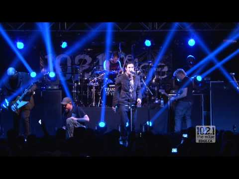Three Days Grace - Happiness (Live @ The Edge)