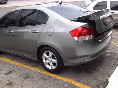 Honda City LX 1.5  Automático (Flex) 2010