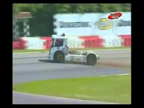 Formula Crash 2011 Formula Truck Crash Luiz