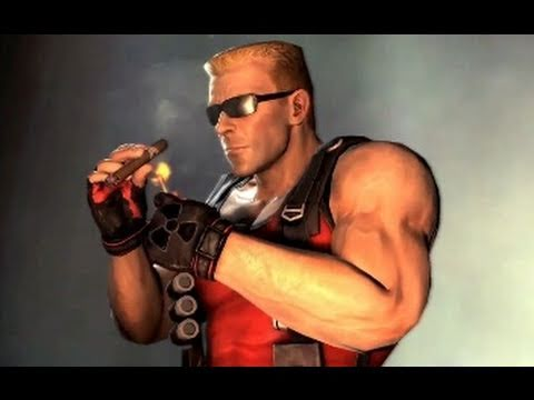 Duke Nukem Forever: Official HD Debut Trailer