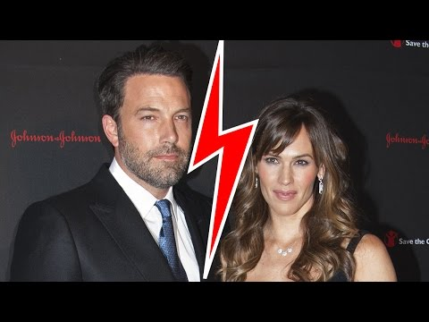 Ben Affleck & Jennifer Garner Divorce!
