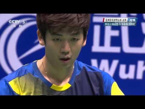 Lee Yong Dae / Yoo Yeon Seong vs Li Junhui / Liu Yuchen - 2016 Badminton Asia Championships MD Final