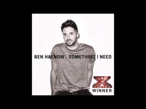 Ben Haenow - Something I Need (Acoustic)