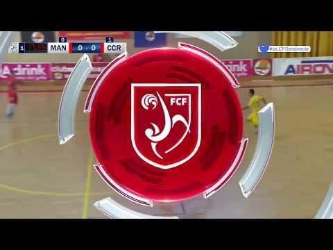 Club Manresa FS - CCR Castelldefels  (2a Divisió Nacional FS)