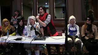 RWBY Panel Triad Anime Con 2018
