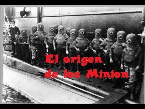 El origen de los Minions   Wiki Creepypasta   FANDOM