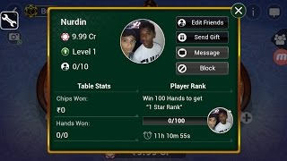 How To Hack Teen Patti Gold New Method 2017