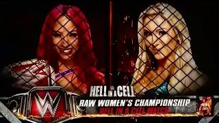WWE Hell in a Cell 2016 Predictions! Sasha Banks vs Charlotte Flair! Triple Main EVENT!