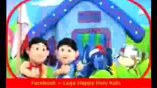Happy Holy Kid SAYA ANAK INDONESIA