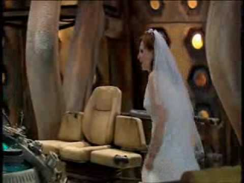 Doctor Who The Runaway Bride Scene 2