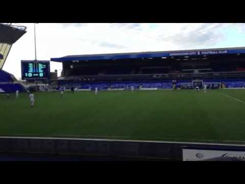 Birmingham City Fc U16 Vs Tottenham Hotspur Fc at St. Andre