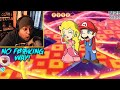 FINAL LEVEL COMPLETE! [CHAMPION'S ROAD] [REACTION] [SUPER MAR...