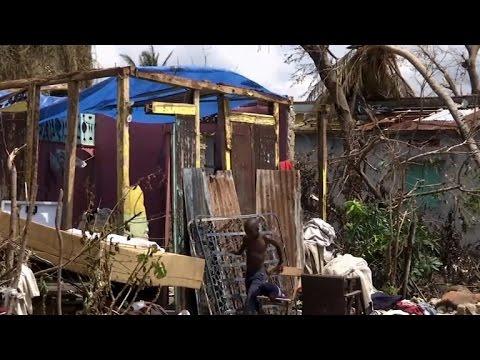 Fears grow in Haiti over cholera after Hurricane Matthew