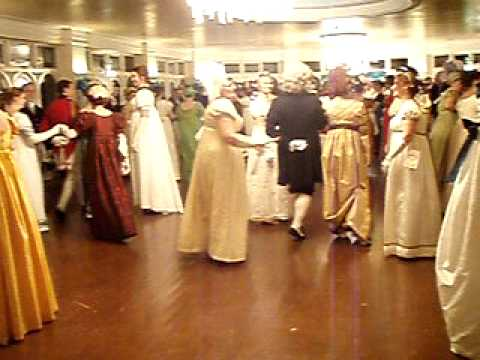 Hampshire Regency Dancers Almack's Ball 2011