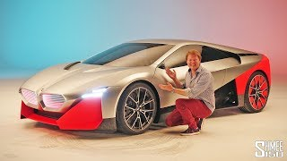 THIS is the Future of BMW M - BMW Vision M NEXT | FIRST LOOK