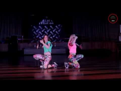 """Latin Motion Show Cup 2014 - """"Roll"""" (Me Gusta Dance School)"""