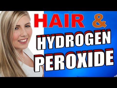 How to Safely Use Hydrogen Peroxide to Bleach Hair