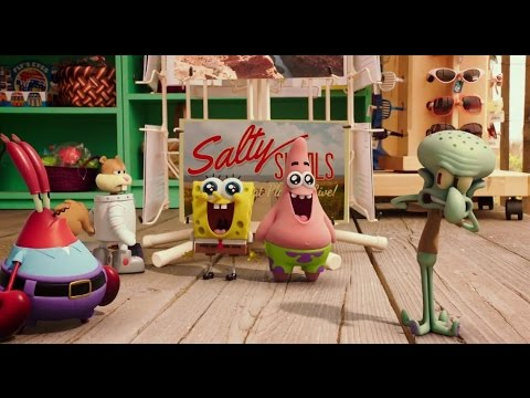 Mark Kermode Reviews Spongebob Movie: Sponge Out Of Water video