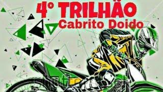 TRILHAS DE MOTO - 4° TRILHÃO DO CABRITO DOIDO EM PASSABÉM/MG