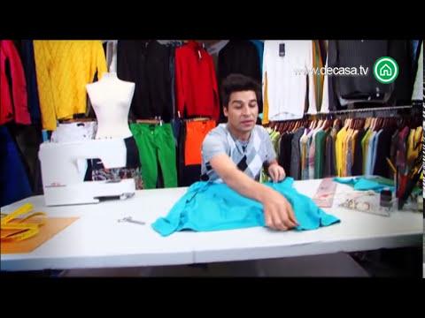 Cómo hacer una torera con una camiseta XXL en Customiza tu ropa