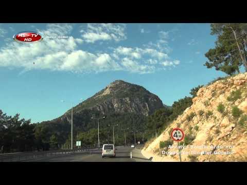 Antalya Beldibi Arası Yol Doğası Ve Tüneller Gurubu Beldibi, Cross Road and Tunnel Group