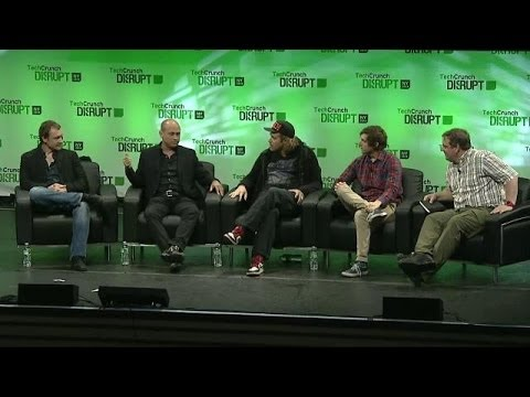 The Makers of HBO's Silicon Valley in Conversation with Michael Arrington | Disrupt NY 2014