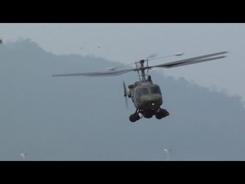 Lynx RC helicopter with built in FPV system Outdoor Flight