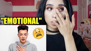 Reacting To James Charles Singing My Hate Comments