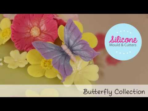Butterfly Collection - Blossom Sugar Art